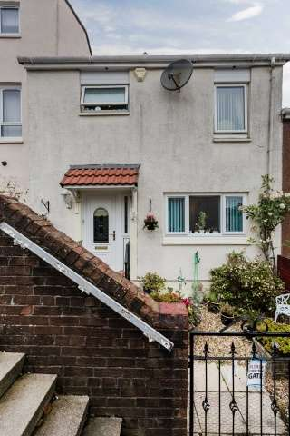 3 Bedrooms Terraced House for sale in Portessie, Erskine, Renfrewshire, PA8 6DR