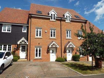 4 Bedrooms Terraced House for sale in Pembridge Gardens, Stevenage, Hertfordshire, England