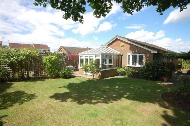 3 Bedrooms Detached Bungalow for sale in Magpie Way, Winslow, Buckinghamshire