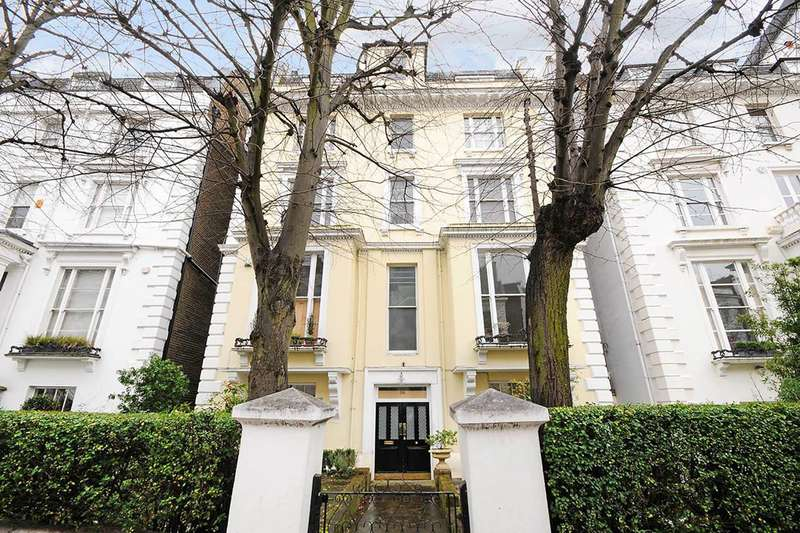 Studio Flat for sale in Pembridge Crescent, Notting Hill, W11