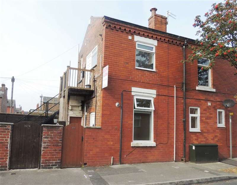 1 Bedroom Flat for sale in Chatham Street, Edgeley, Stockport
