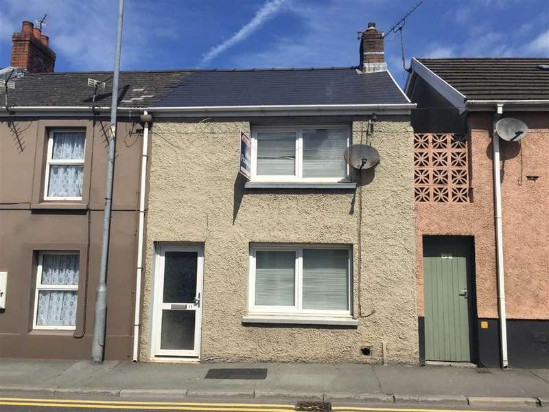 2 Bedrooms Terraced House for sale in Richmond Terrace, Carmarthen