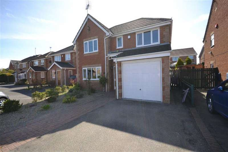 4 Bedrooms Property for sale in The Birches, Hornsea, East Yorkshire
