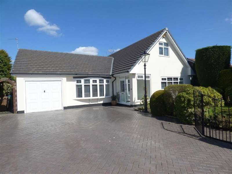 4 Bedrooms Property for sale in Hardfield Road, Alkrington, Middleton, Manchester, M24
