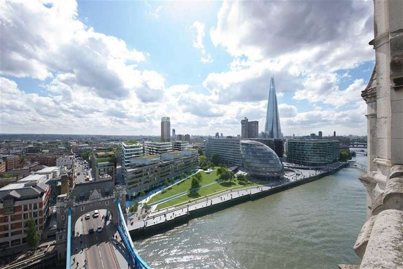 1 Bedroom Property for sale in Tudor House, One Tower Bridge, London
