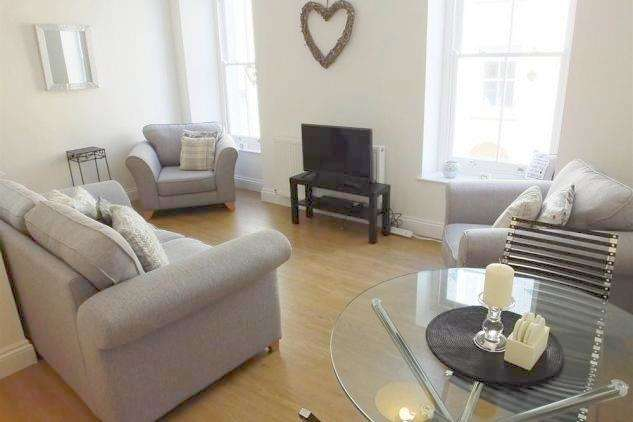 1 Bedroom Property for sale in Lydstep House, Tenby Town Centre