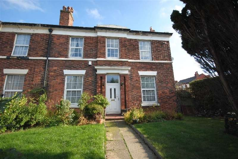 4 Bedrooms Semi Detached House for sale in Springfield Road, Springfield, Wigan, WN6