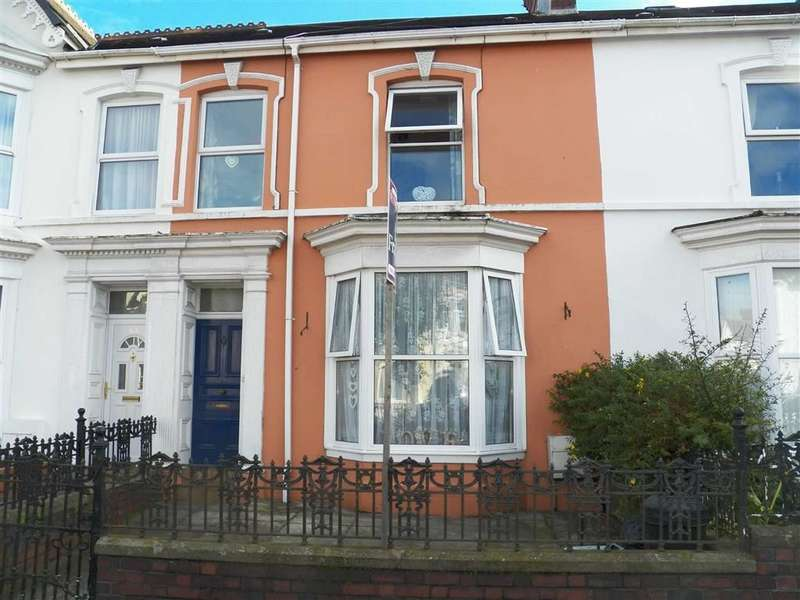 3 Bedrooms Property for sale in Queen Victoria Road, Llanelli