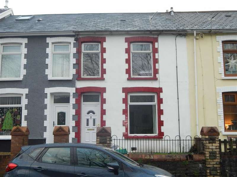 2 Bedrooms Property for sale in Ynyscynon Road, Trealaw