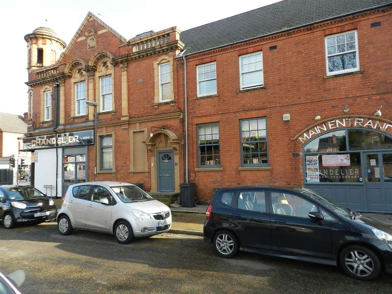 2 Bedrooms Flat for sale in Derby Road, Long Eaton