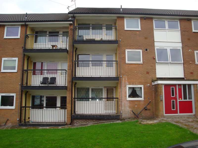 1 Bedroom Flat for sale in 78 Lapwater Walk, Rockingham. S61 4NB