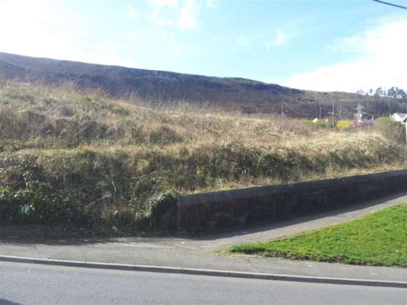 Land Commercial for sale in Llanwonno Road, Mountain Ash
