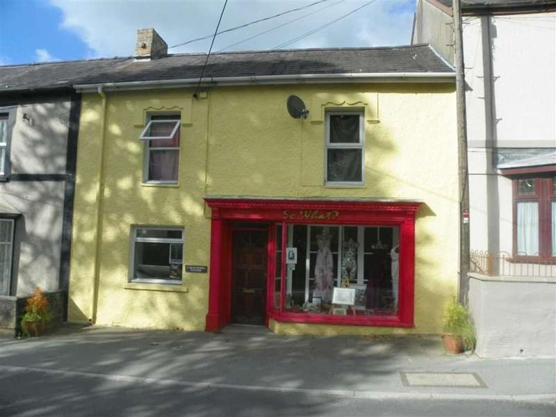 3 Bedrooms Property for sale in Ebenezer Street, NEWCASTLE EMLYN