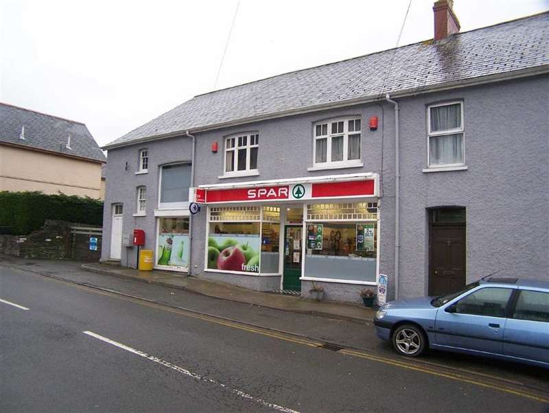 Property for sale in Talybont, Aberystwyth, Ceredigion