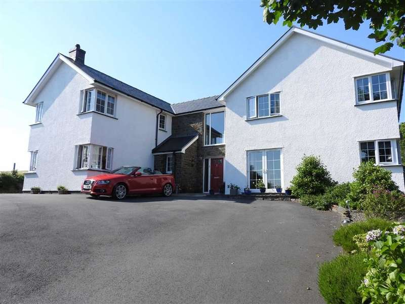 4 Bedrooms Detached House for sale in Aberystwyth, Capel Seion