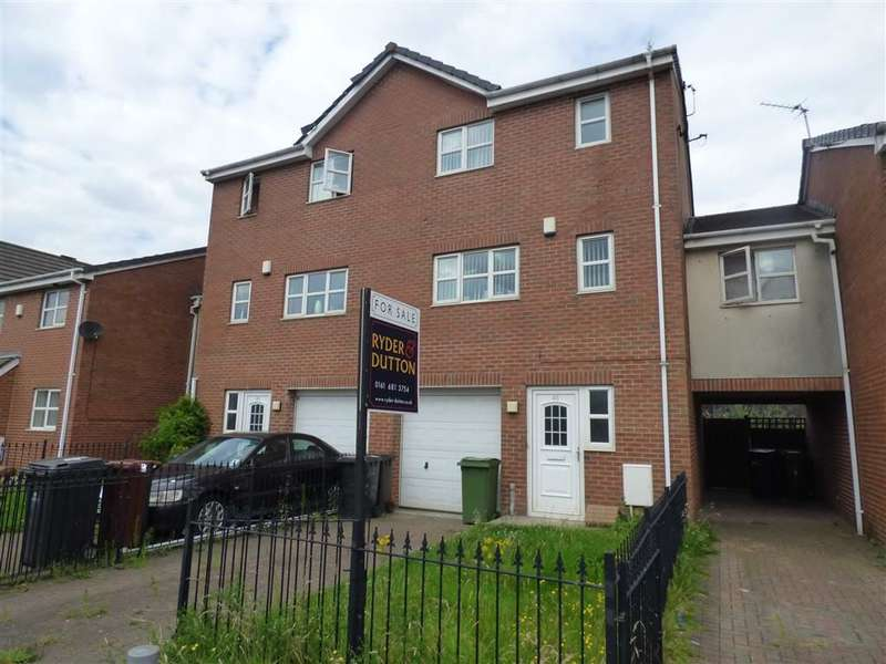 4 Bedrooms Property for sale in Blueberry Avenue, MOSTON, Manchester, M40