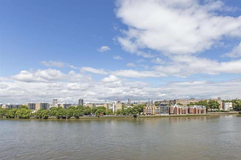 3 Bedrooms Flat for sale in 3 Riverlight Quay, Nine Elms, London SW8