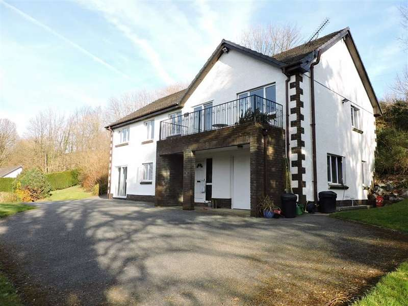 5 Bedrooms Detached House for sale in Alltwalis Road, Pontarsais