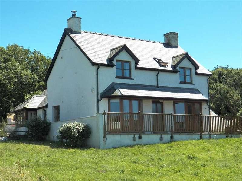 3 Bedrooms Property for sale in Gwbert, Cardigan