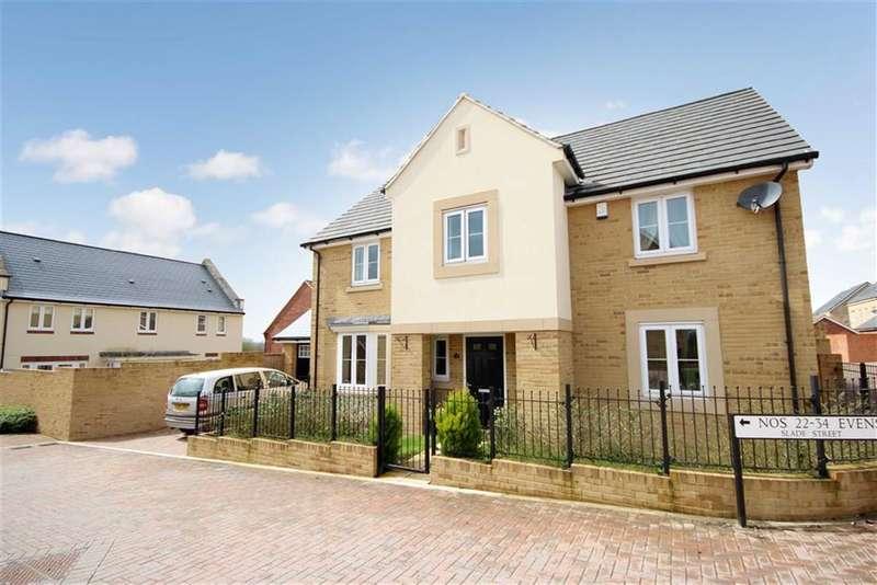 4 Bedrooms Property for sale in Slade Street, Manor Brook, Swindon, Wiltshire
