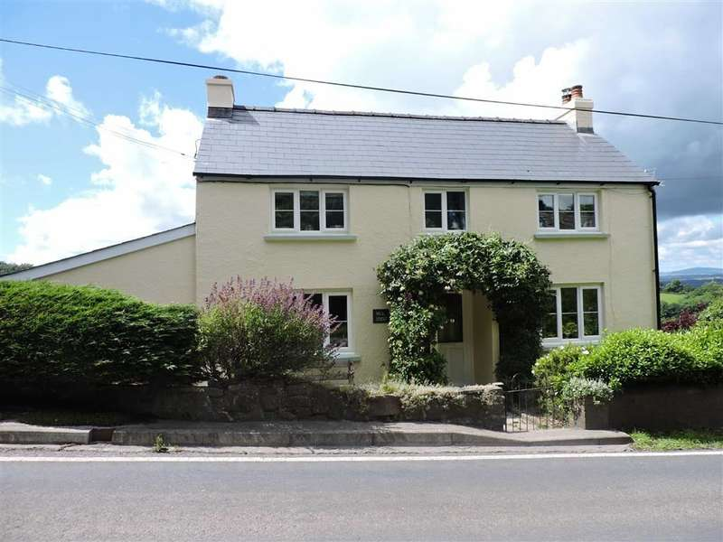 3 Bedrooms Property for sale in Ciffig, Whitland, Carmarthenshire