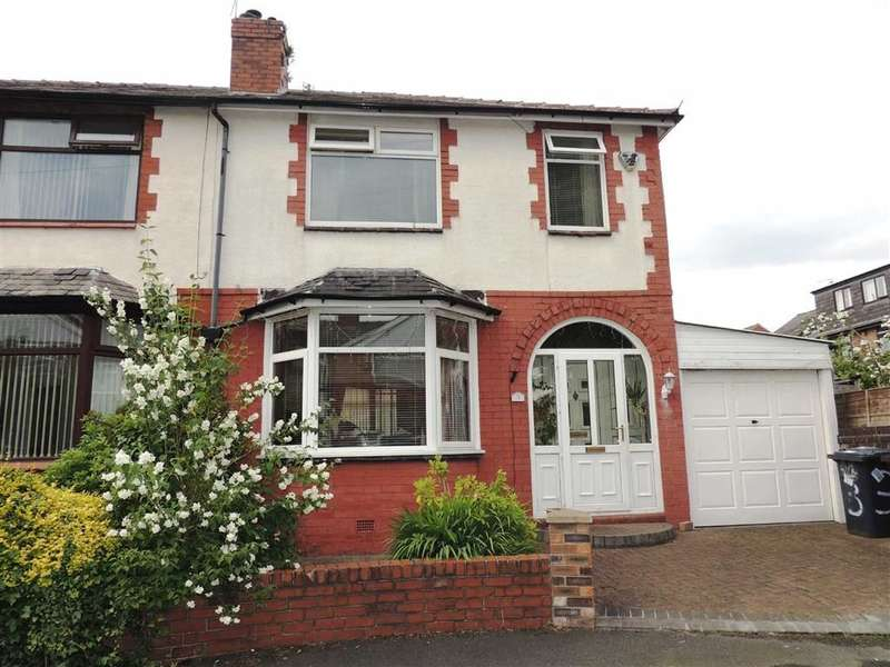 3 Bedrooms Property for sale in Godfrey Range, The Ranges, Manchester