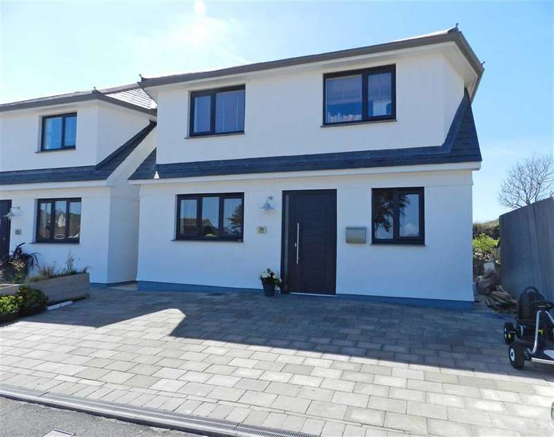 4 Bedrooms Property for sale in Chy An Dour Close, St Ives