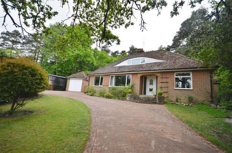 4 Bedrooms Property for sale in Frensham Road, Lower Bourne
