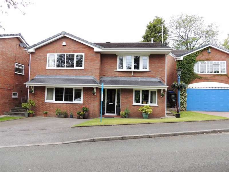 4 Bedrooms Property for sale in Glenside Drive, Woodley, Stockport