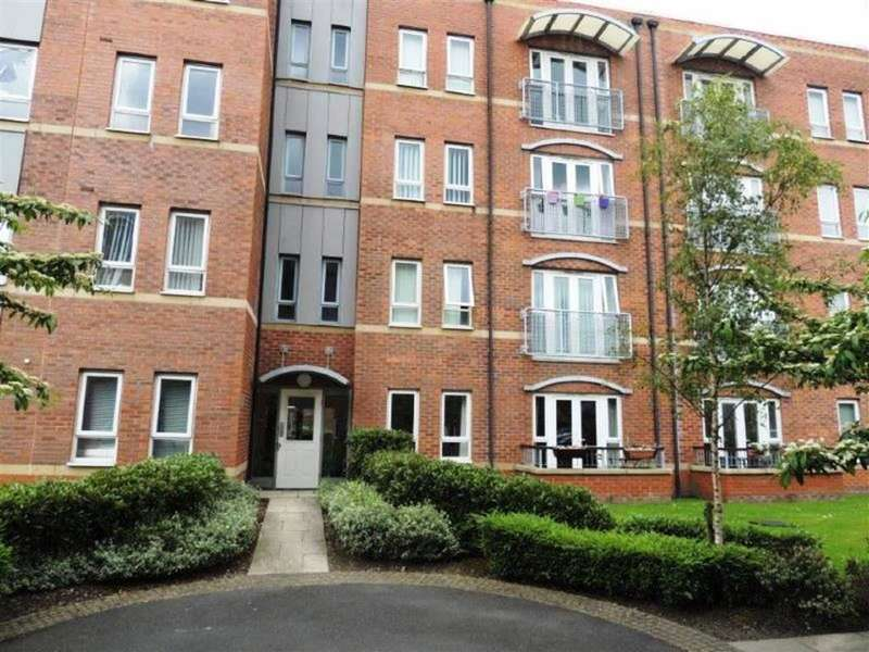 2 Bedrooms Flat for sale in Ben Brierley Wharf, Failsworth, Manchester
