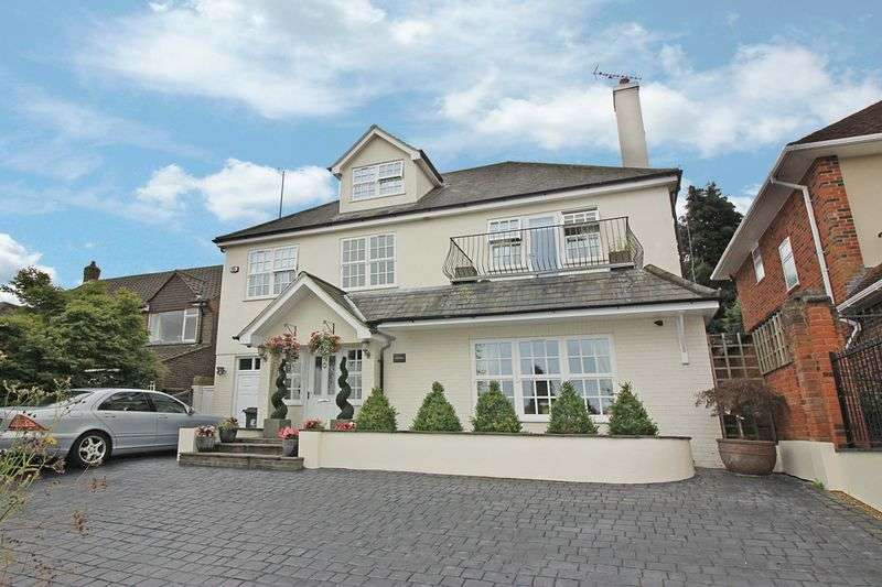 5 Bedrooms Detached House for sale in Nursery Road, Loughton