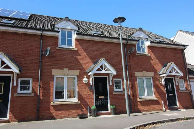 3 Bedrooms Terraced House for sale in Marjoram Way, Portishead