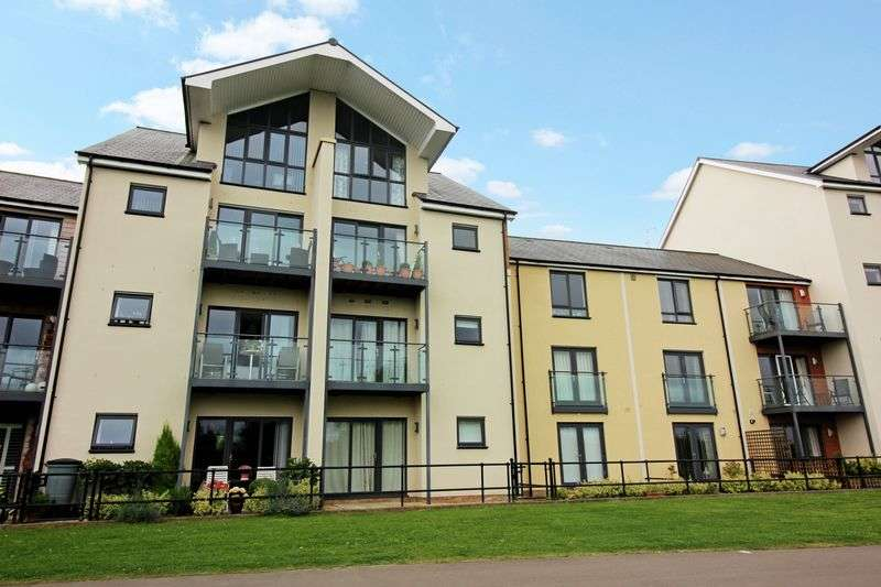 3 Bedrooms Flat for sale in Kingfisher Road, Portishead