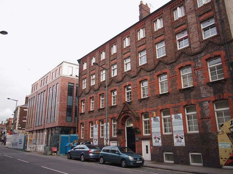 1 Bedroom Flat for sale in Arena House, 82-84, Liverpool