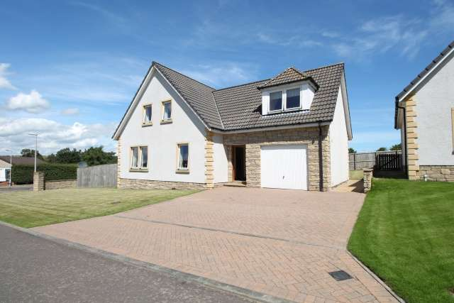 4 Bedrooms Detached Villa House for sale in Bains Brae, Star of Markinch, Glenrothes, Fife, KY7 6BT
