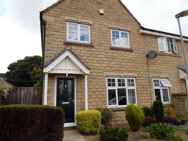 3 Bedrooms Town House for sale in Nuthatch Mews, Westwood Park, Bradford