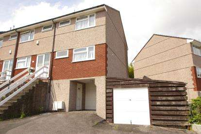 3 Bedrooms End Of Terrace House for sale in Mannamead, Plymouth, Devon