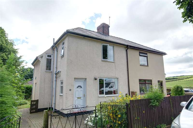 3 Bedrooms Semi Detached House for sale in Oliver Crescent, Shadforth, Durham, DH6