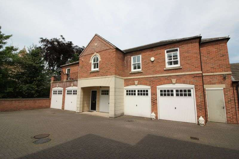 2 Bedrooms Detached House for sale in Hollymount, Retford