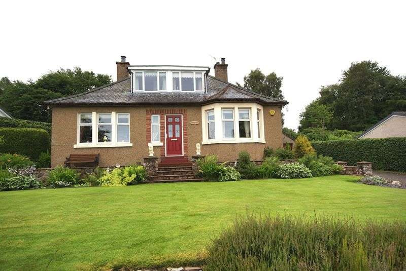 4 Bedrooms Detached House for sale in REDUCED PRICE! Must View Beautifully presented 4 bedroom family home Brinckman Terrace, Inverness