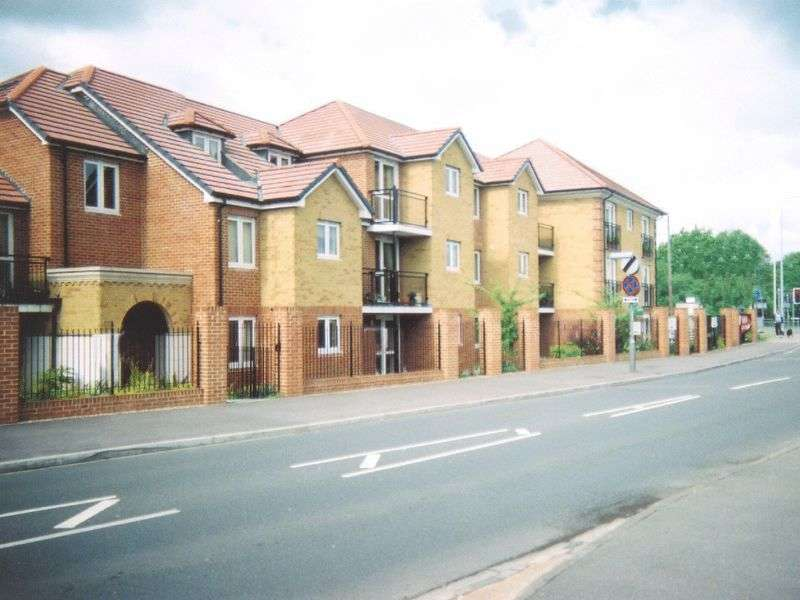 1 Bedroom Retirement Property for sale in Wyatt Court, Sandhurst, GU47 0NU