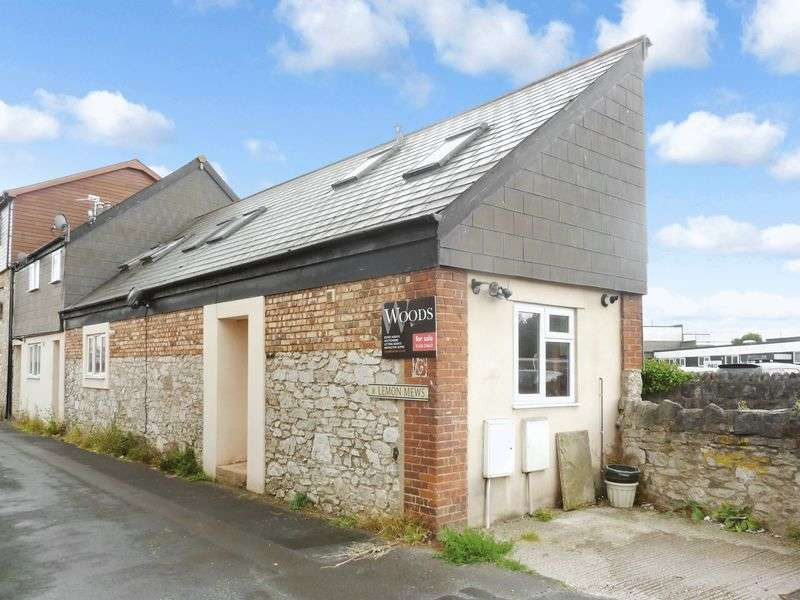 2 Bedrooms Terraced House for sale in Newton Abbot
