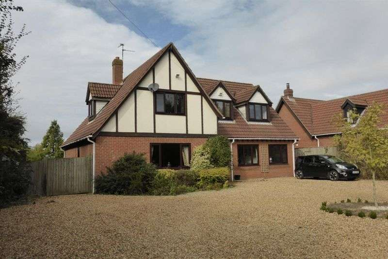 5 Bedrooms Detached House for sale in Broadgate, Sutton St Edmund, Lincolnshire