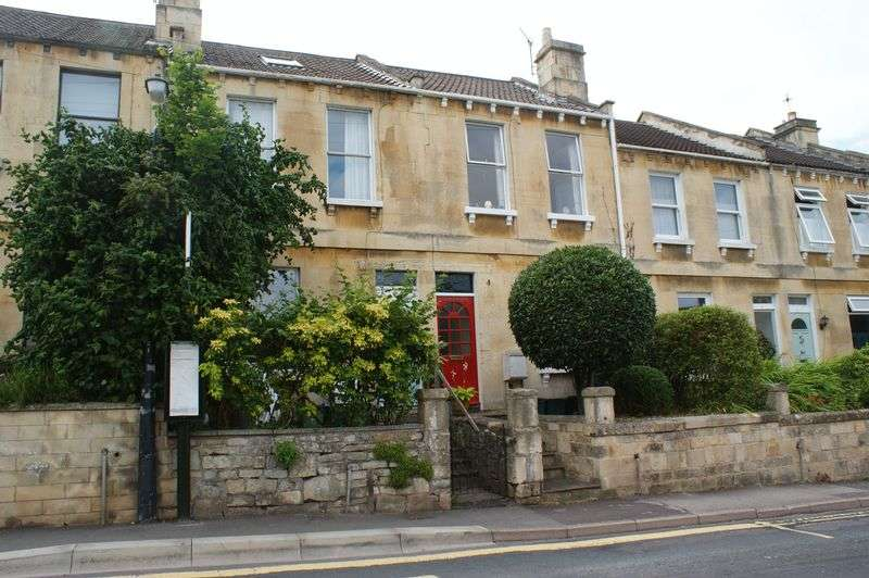 3 Bedrooms Terraced House for sale in 7 Otago Terrace, Larkhall, BA1 6SX