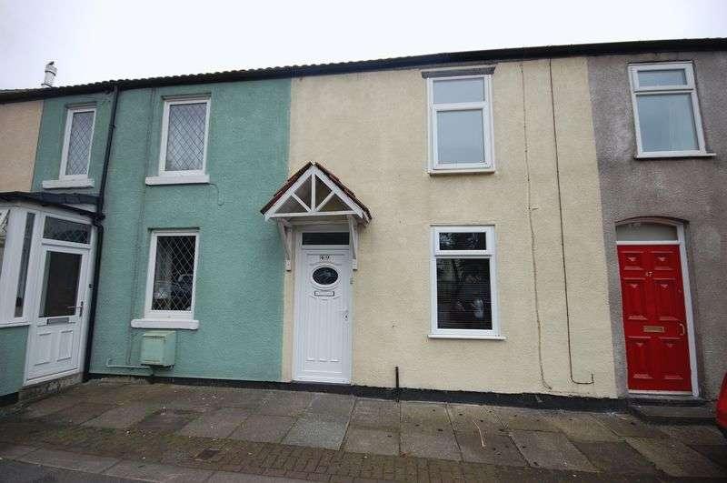 2 Bedrooms Terraced House for sale in Market Street, Hollingworth, Hyde