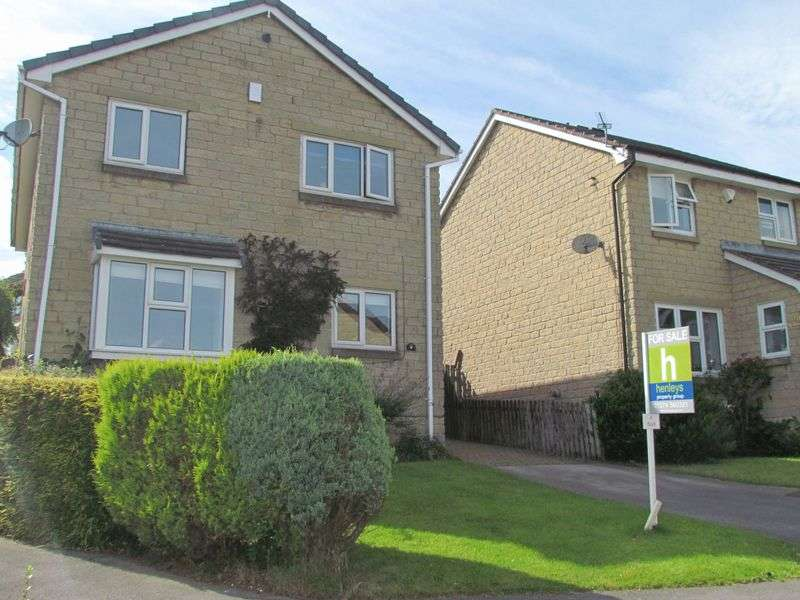 4 Bedrooms Detached House for sale in Denton Drive, Bingley