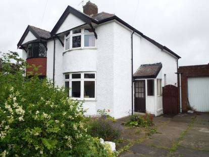 2 Bedrooms Semi Detached House for sale in Rossendale Avenue, Burnley, Lancashire, BB11