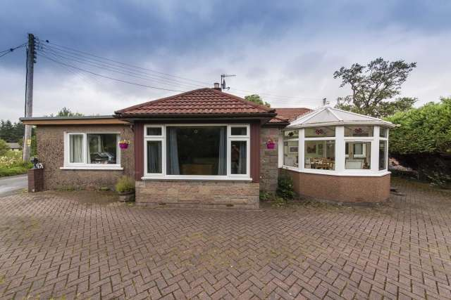 4 Bedrooms Bungalow for sale in Dunvegan Road, Portree, Isle of Skye, Highland, IV51 9HD