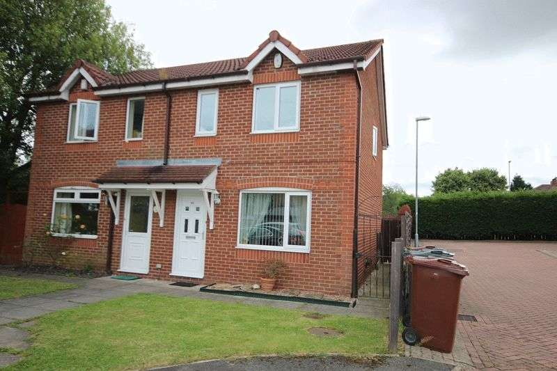 3 Bedrooms Semi Detached House for sale in Shelldrake Drive, Leeds