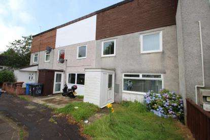 3 Bedrooms Terraced House for sale in Iona Court, Dreghorn, Irvine, North Ayrshire